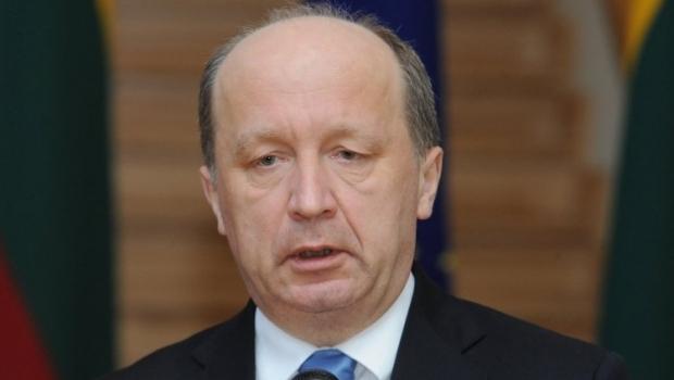 Андрюс Кубілюс вважає, що українська нація росте