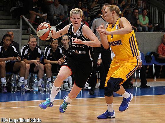 Женская сборная Украины выиграла четвертый матч подряд / fibaeurope.com