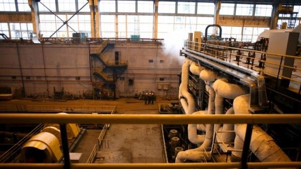 Боевики оставили Углегорскую ТЭС без угля / Фото УНИАН