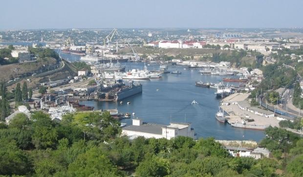 Дислокований у Севастополі контрактник перейшов на сторону окупантів / wikipedia.org