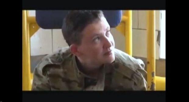 Савченко перебуває в одиночній камері СІЗО