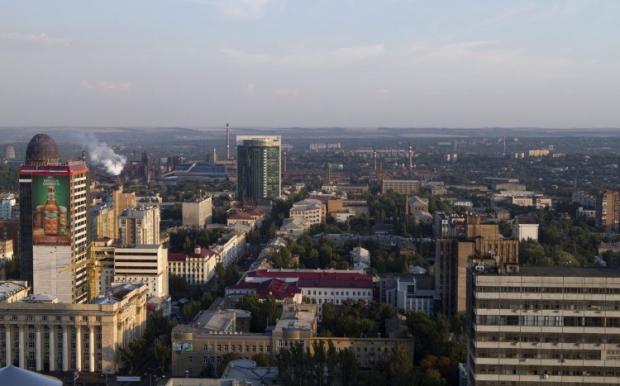 В Донецьку напружена обстановка / УНІАН