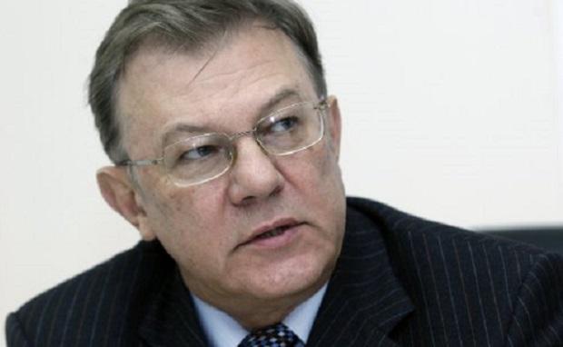 Экс-министра экономики Украины Владимир Лановой