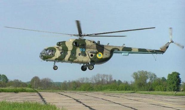 Вертолет Ми-8 / operkor.net
