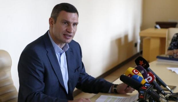 Кличко уверяет, что электросети Киева выдержат большое количество бойлеров / УНИАН