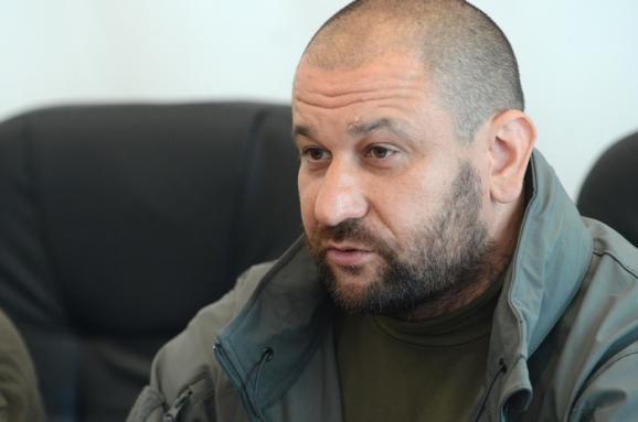 Руслан Онищенко, Командир, батальон Шахтарск  / zik.ua