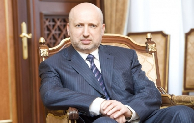Turchynov refutes that he invited Medvedchuk and Shufrych to negotiations on settlement of situation in east in Donbass/Photo UNIAN