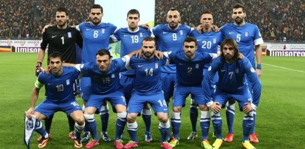 Сборная Греции / hotsport.ua