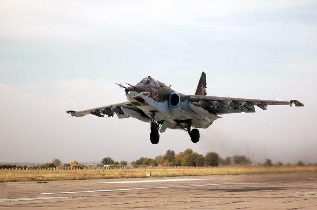 СНБО опровергает информацию о сбитом СУ-25 / mca.su