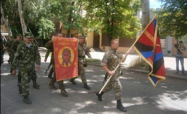 Терористи ходять Слов'янськом / @euromaidan