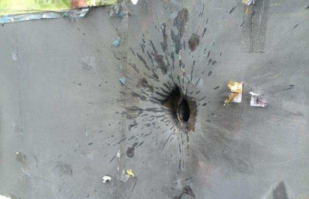 Відбили артобстріл гори карачун (фото