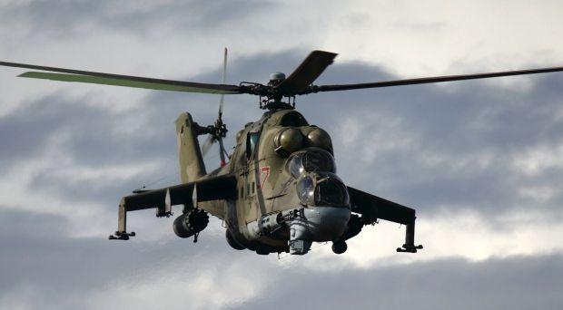 Ми-24 Россия / wikimedia.org