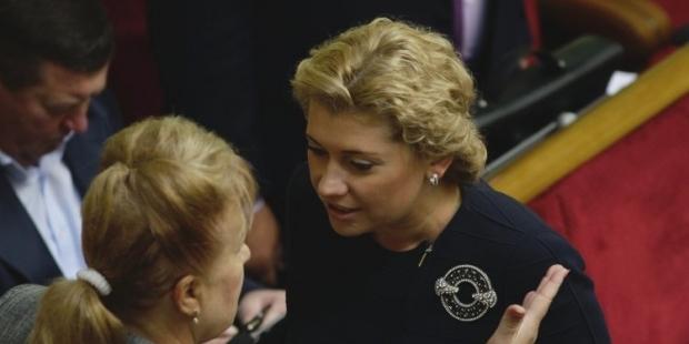 Елена Нетецкая единственная не пыталась сбежать из фракции