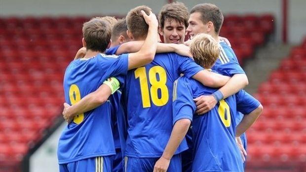 Сборная Украины будет биться в Венгрии за медали Евро и путевку на чемпионат мира / uefa.com