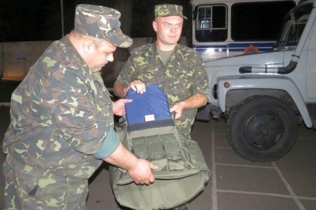 Бронежилети мають IV рівня захисту / фото mil.gov.ua