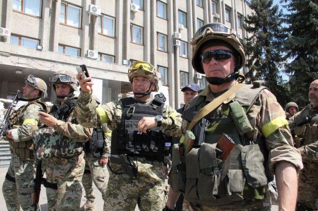 Гелетей и Муженко отказались рассматривать вопрос в открытом режиме / Фото: Минобороны