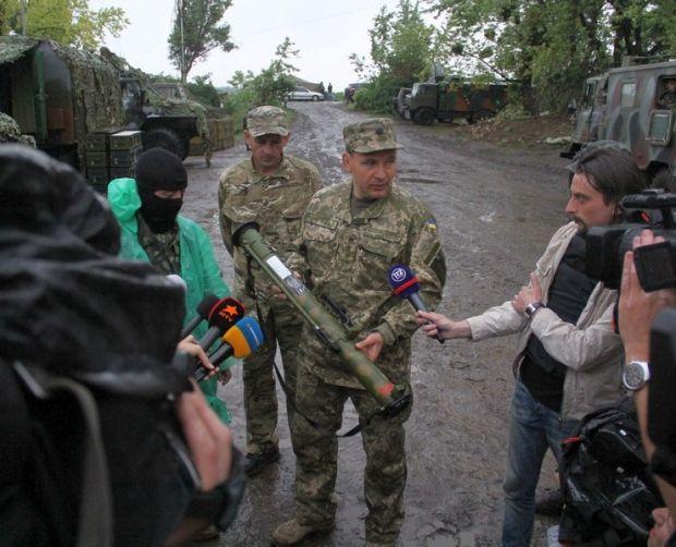 Протитанкові керовані ракети / mil.gov.ua