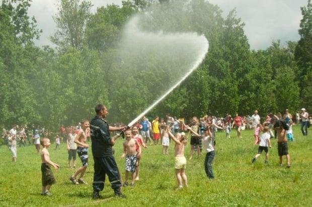 У столиці попередили про надзвичайний рівень пожежної небезпеки / Фото УНИАН