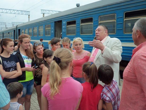 Юні спортсмени зі сходу України отримали можливість відпочити в таборах / noc-ukr.org