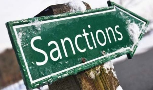 Украина в 2015 году ввела санкции против России и