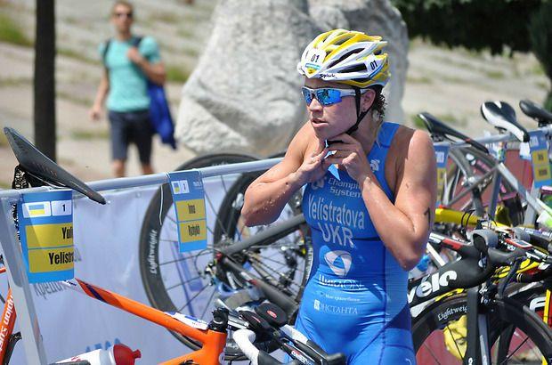 Победительница двух украинских этапов Кубка Эвропы Юлия Елистратова выступит на соревнованиях Мировой серии / noc-ukr.org