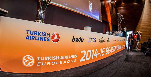 Уже на первом этапе Евролиги сойдутся чемпионы пяти стран / uleb.net
