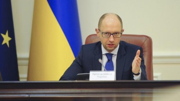 Яценюк: экономика Украины не выдержит курса выше 12 грн за доллар / Фото УНИАН