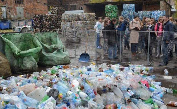 мусор, переработка, Львов / Фото: УНИАН
