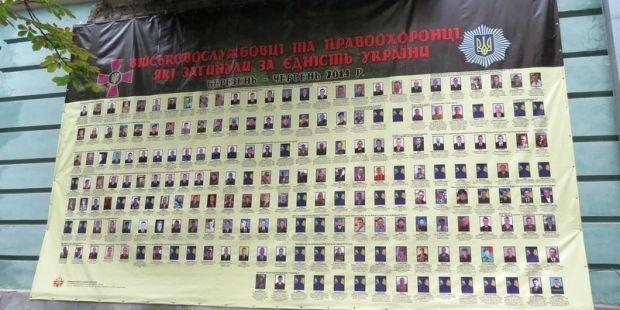 загиблі в АТО / Фото : Міноборони