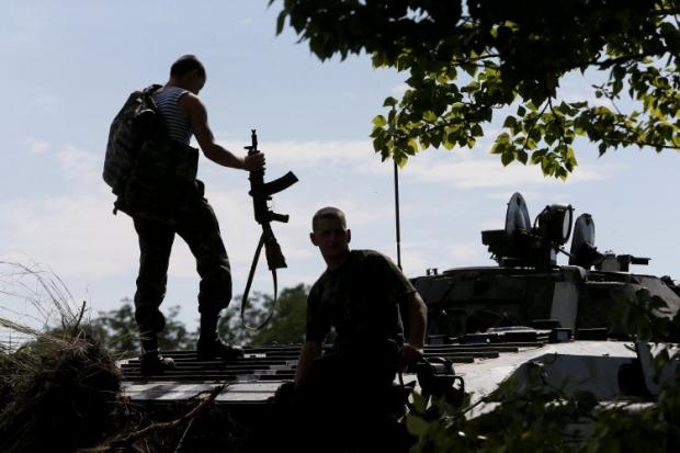 Момот загинув у селі Олексіївське Амвросіївського району Донецької області / УНІАН
