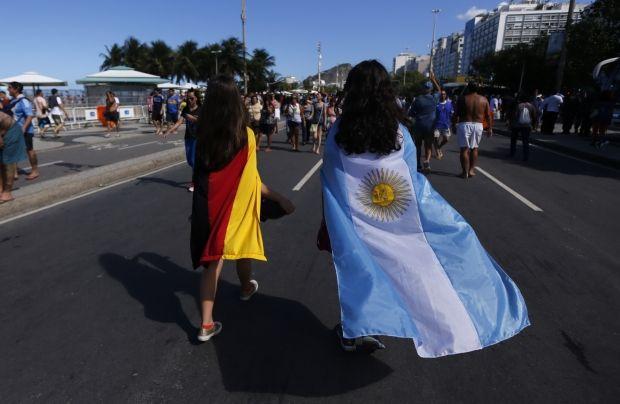 Чм 2014 финал германия аргентина 1 0