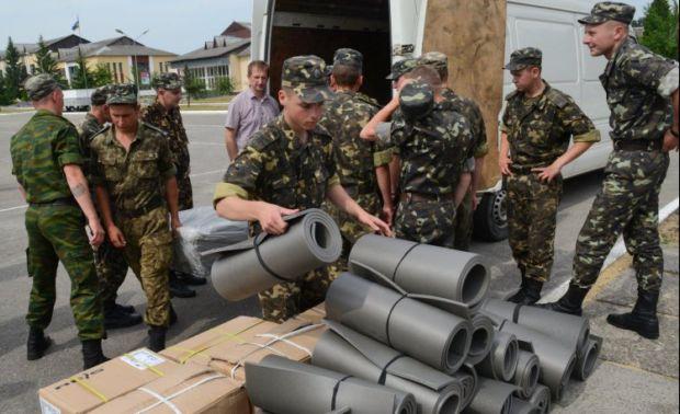 З Миколаєва до зони військових дій відправлено спецбатальйон «Миколаїв» / УНІАН