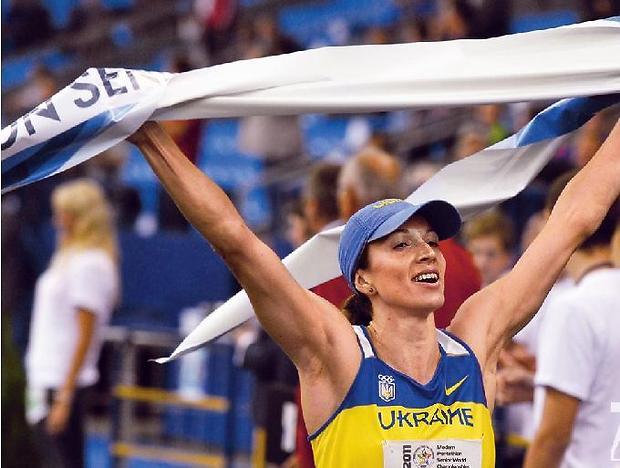 Вікторія Терещук завоювала два срібла європейської першості / noc-ukr.org