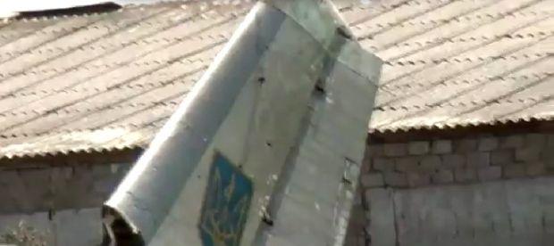 СНБО рассматривает две версии атаки на украинский транспортник