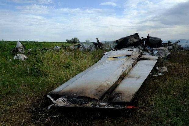 літак Ан-26 / facebook.com/alex.osinskiy
