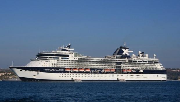 Турецкая компания отправила лайнер в Севастополь, несмотря на запрет Украины / Фото УНИАН