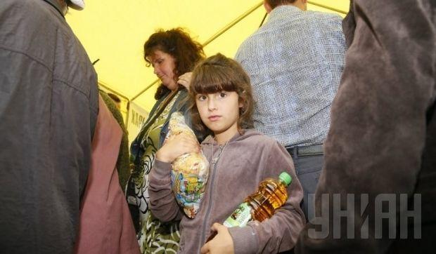 дети Славянск / Фото: УНИАН