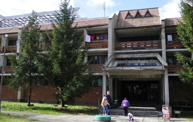 У санаторії проживають 192 особи / УНІАН