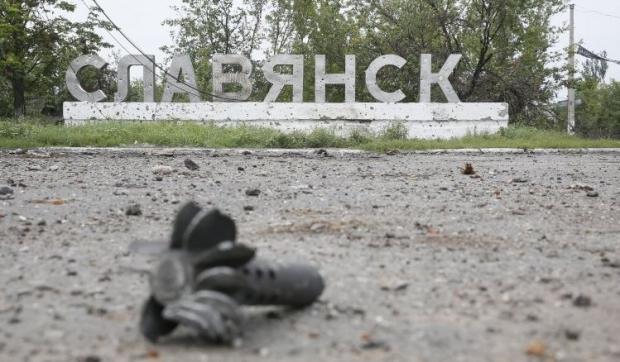 Славянск. Донбасс, Украина / УНИАН