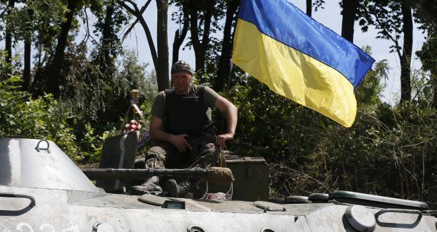 Боевики из гранатометов обстреляли опорный пункт сил АТО в Зайцево