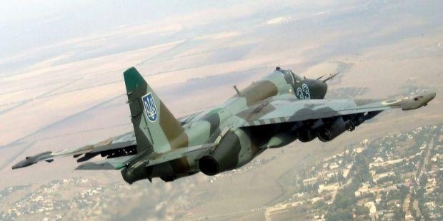 Бойовики заявили про використання бойового літака