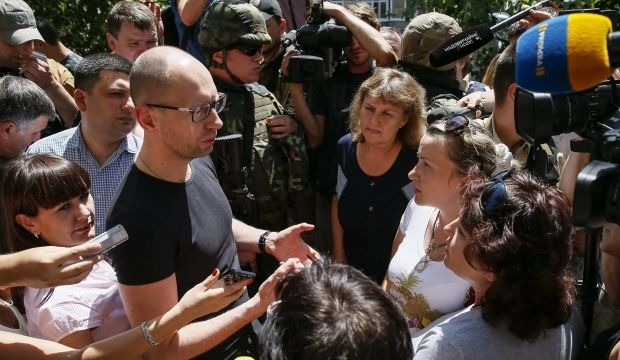 Ущерб от боевых действий на востоке Украины может составить $8 млрд / REUTERS