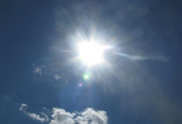 Погода, лето, жара, солнце / ТСН