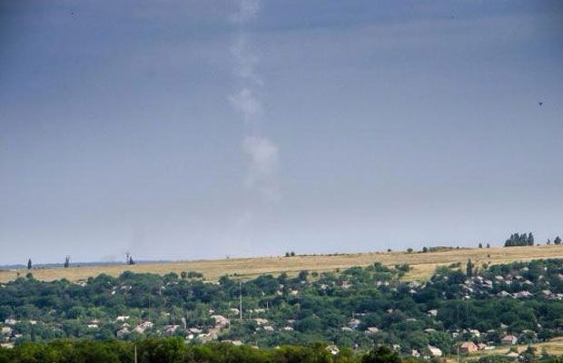 """Местные жители дают показания о перемещении из РФ в Украину установки """"Бук"""" для теракта, - СБУ - Цензор.НЕТ 8152"""