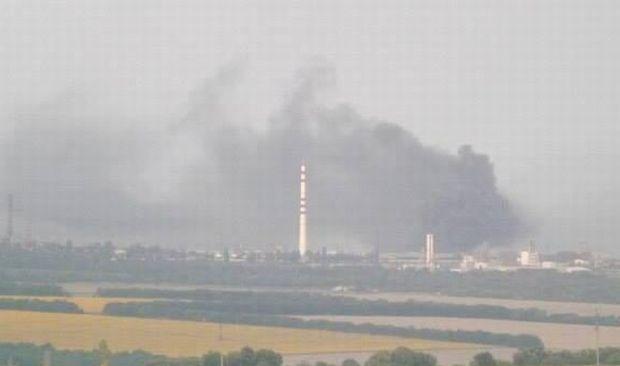 Lisichansk Oil Refinery / Roman Bochkala / www.facebook.com
