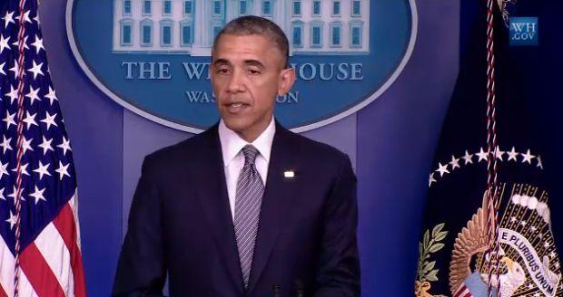 Обама певен, що без підтримки Росії сепаратисти би давно сіли за стіл переговорів
