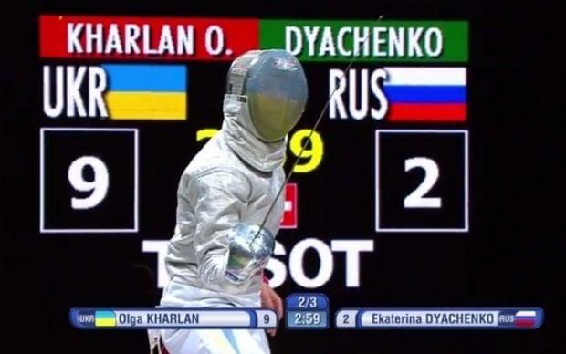 На этот раз Харлан победила Дьяченко намного уверенней