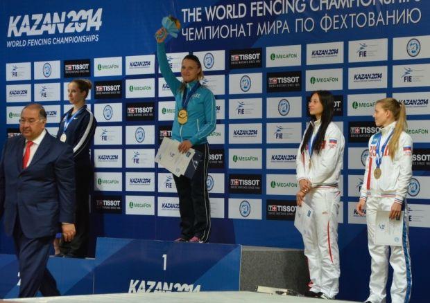 Харлан одержала победу в Казани / nffu.org.ua