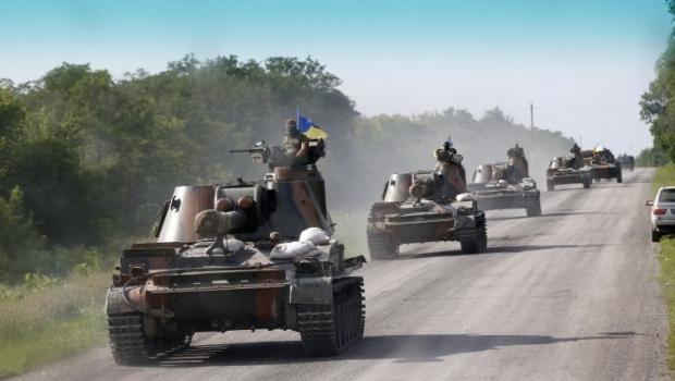 Военные расходы хотят увеличить на 16,9 млрд гривень / Фото УНИАН