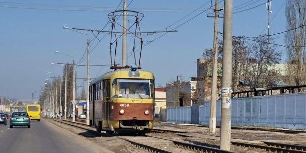 В Києві не ходять трамваї / / dumskaya.net